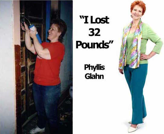 Phyllis G Before And After Weight Loss
